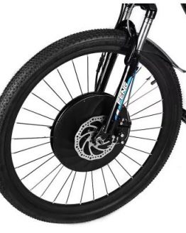 iMortor 27.5 inch Wheel Electric Front Bicycle Wheel