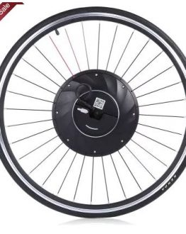 iMortor 700C Smart Electric Front Bicycle Wheel