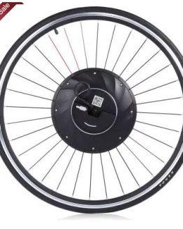 iMortor 700C Smart Electric Front Bicycle Wheel