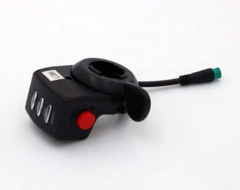 iMortor throttle - One Thumb throttle